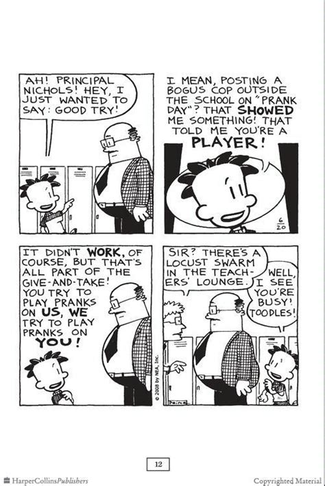 Browse Inside Big Nate Here Goes Nothing By Lincoln