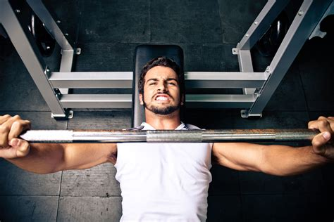 bench press more weight how to bench press more weight men s health magazine australia