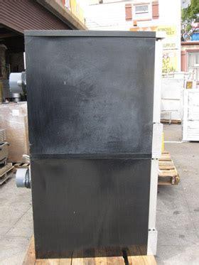 sunfire oven pilot light sunfire deck gas convection oven model sdg 2 used