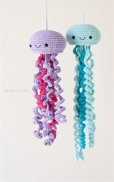 amigurumi jellyfish pattern pdf jellyfish amigurumi softie crochet pattern