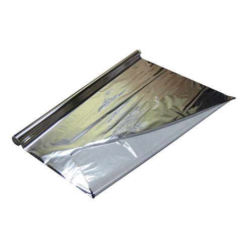 five precautions you must take before attending home aluminized mylar plastic sheets home depot five