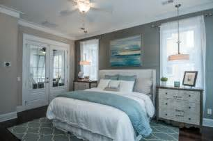 Teal gray bedroom tributary contemporary bedroom