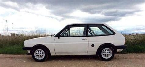 ford fiesta mk xr  sale car  classic