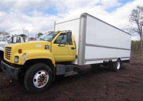 ford 6500 truck gmc 6500 1998 box trucks