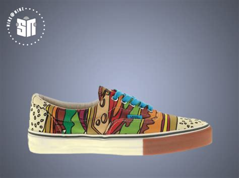 Vans Era Replika sneaker news nine nine food inspired sneakers sneakernews