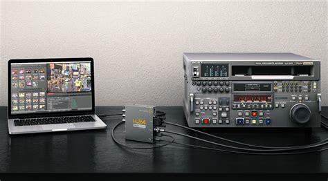 Tech Deck S by Blackmagic Design H 264 Pro Recorder