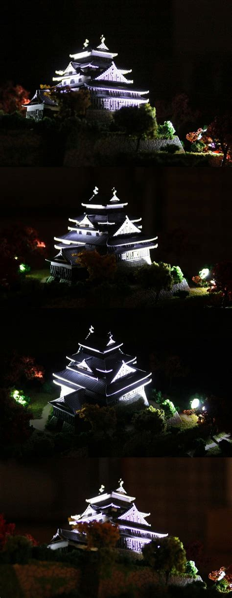 Cww 122 Impor 1 城郭プラモ大好き本舗 松江城 建築美と技法の頂点を極めた出雲千鳥の城 2