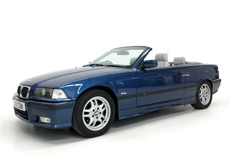 Bmw 318i Convertible by 2000 Bmw 318i M Sport Convertible Cold Classics