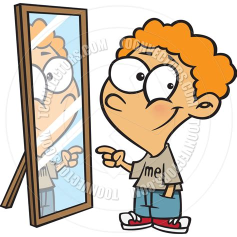 Bow Window Prices Online cartoon self aware boy by ron leishman toon vectors eps