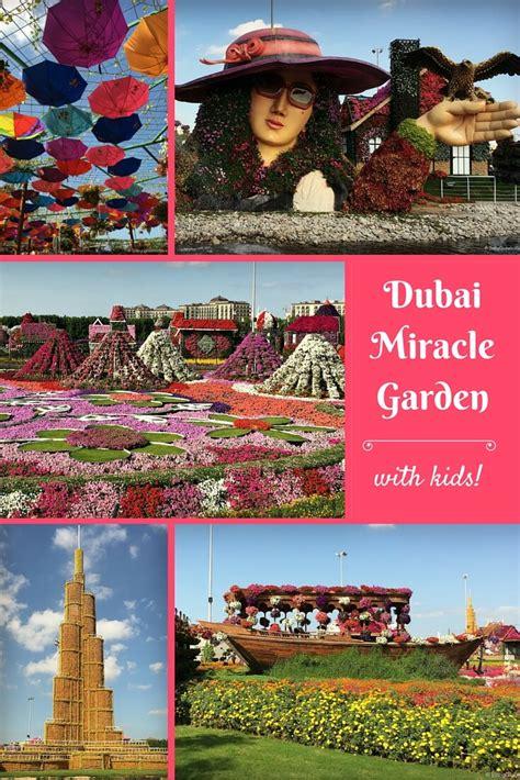 discover dubai miracle garden  kids