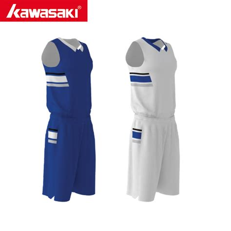 jersey design basketball blue aliexpress com buy kawasaki bule white reversible custom