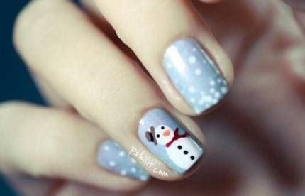 tutorial nail art pupazzo di neve tutorial fotografico nail art pupazzo di neve