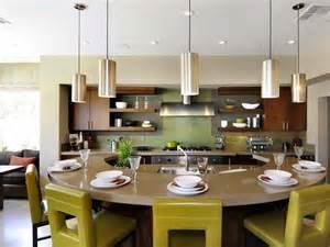 Round Kitchen Island With Seating How To Choose The Ideal Barstool For Your Kitchen Island