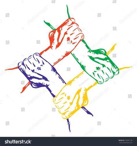 unity custom layout group show built in resources unify hands holding each other unity cartoon stock vector
