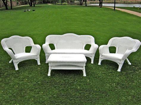 White Resin Wicker Patio Furniture Resin Wicker Furniture White Resin Chairs Walmart White Wicker Patio Furniture Sets Furniture