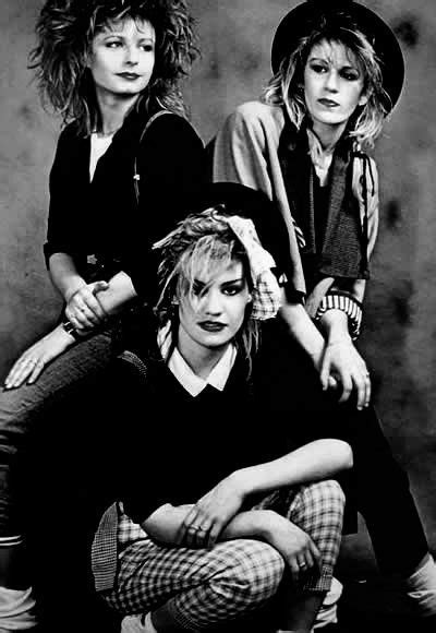 Musik 80 Videohit 80 Zona 80 bananarama one of the groups in the 80 s vintage vixens 80 s