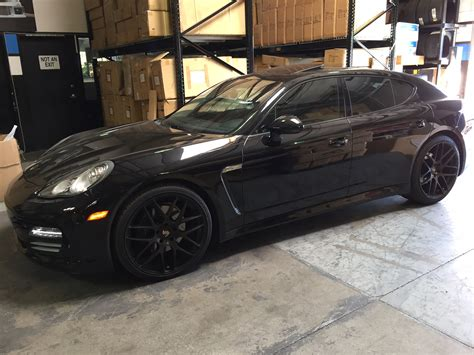 Porsche Panamera Tuned by 187 Tuning A Porsche Panamera V6 Worth It