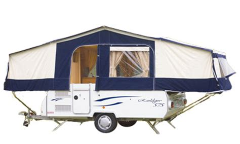 Trailer Tent Awning by Hshire Motor Homes Independent Motorhome Review