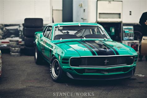 mustang classic stanceworks rolex monterey motorsport reunion