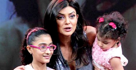 sushmita sen speech daughters need to be given the best of education sushmita