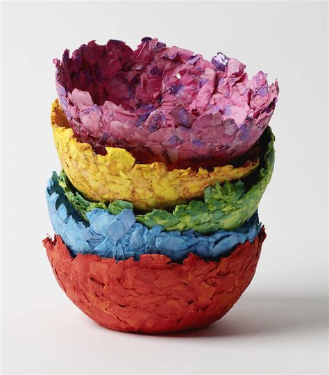 Craft Paper Mache - step by step paper mache directions