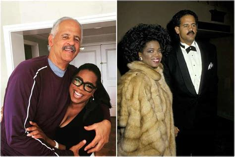 oprah winfrey partner super influential media mogul oprah winfrey and her family