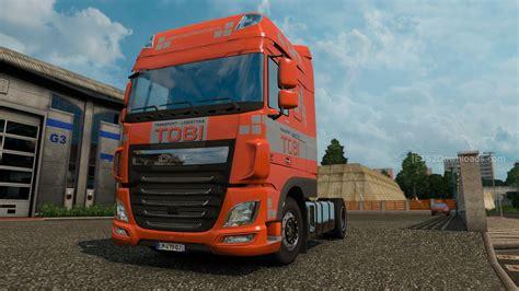 Topi Trucker Airwalk High Quality tobi transport skin for daf 6 ets2 world