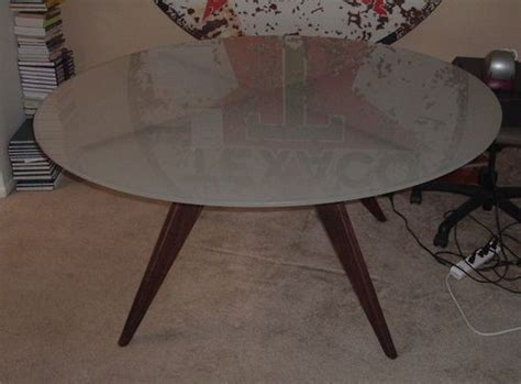 Teepee Dining Table Crafted S Extended Teepee Walnut Table Base For 60 Inch Glass Top By Antikea