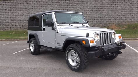 2005 jeep unlimited 2005 jeep wrangler unlimited youtube