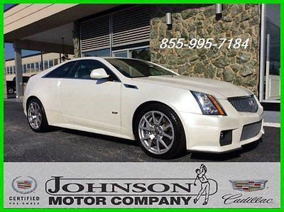 2012 cadillac cts sedan white cars for sale