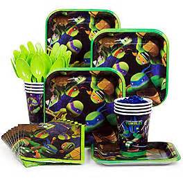 mutant turtles decorations supplies