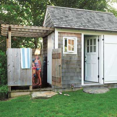 pool shed ideas sensational outdoor retreats editor pool houses and