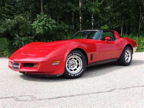 1981 corvette for sale corvetteforum chevrolet