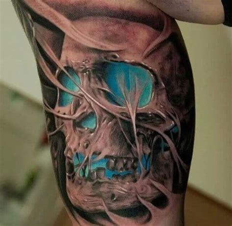 tattoo totensch 228 del auf dem arm tattoo vorlagen bilder