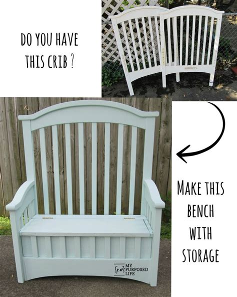 baby crib bench 1000 ideas about crib bench on pinterest old cribs