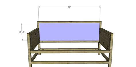 wood build a daybed pdf plans daybed plans to build wooden global