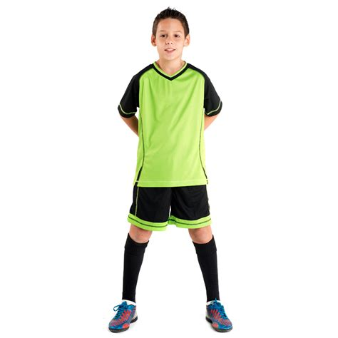 Galerry blue and orange soccer jersey