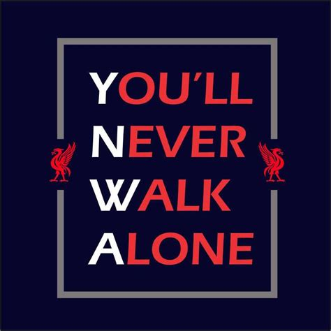 Kaos You jual kaos liverpool you quot ll never walk alone ynwa