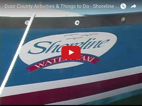 Door County Activities by Door County Activities Things To Do Shoreline Charters