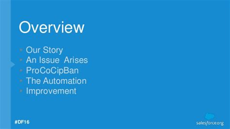 Utsa Mba Cyber Security by Dreamforce 2016 Powerpoint True Automation