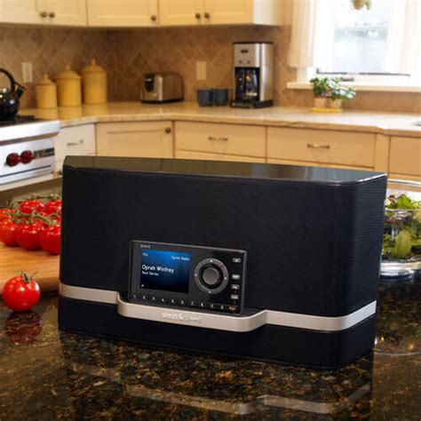 sirius xm radio lynx portable speaker docking station