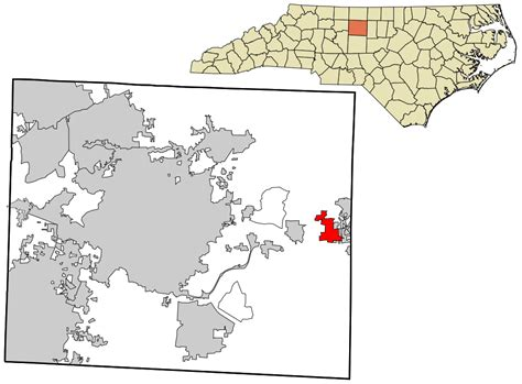Guilford County Search File Guilford County Carolina Incorporated And Unincorporated Areas Whitsett