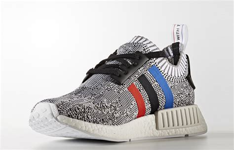Adidas Nmd R1 Knit Vapour Grey White Premium Quality adidas nmd r1 primeknit grey tri colour fastsole co uk