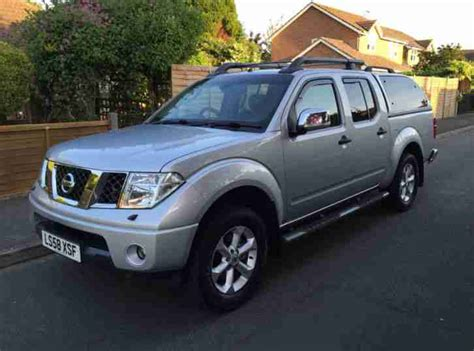 navara nissan 2008 nissan 2008 navara outlaw 2 5 dci cab car for sale