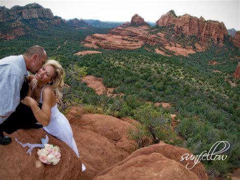 Merry Go Round Rock Gallery ? Sedona, Arizona Wedding