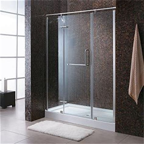 costco bathroom showers 2nd choice if not building a walk in shower 849 99