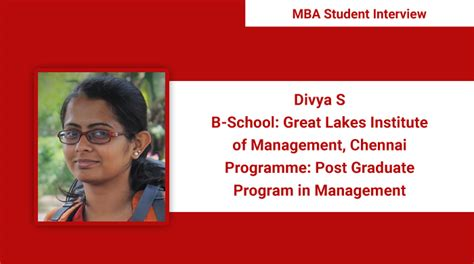 Great Lakes One Year Mba by Great Lakes Institute Of Management Student