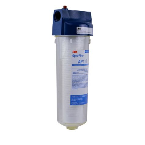 3m aqua ap101t whole house water filter system