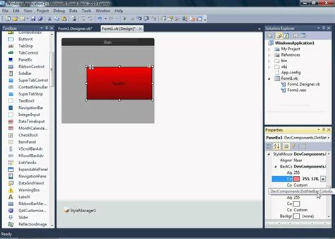 decorator pattern vb net visual basic tutorial advanced form design youtube