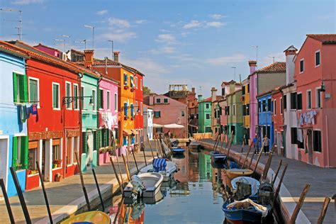 burano italy burano the technicolor town of italy
